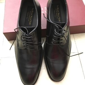 To boot New York men's size 8 dress shoes new blk